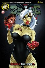 Zombie Tramp #59 Abba's Discount Exclusive by Ash Madi - limited to 200