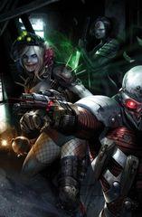 Suicide Squad #49 Mattina Variant
