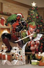 Deadpool #7 Sliney Variant