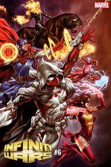 Infinity Wars #6 Mark Brooks Variant
