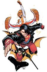 YOUNG JUSTICE #1 Cover A