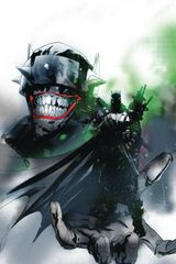 BATMAN WHO LAUGHS #2 (OF 6) Cover A Jock