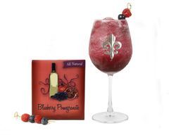 Wine-a-Rita Blueberry Pomegranate Mix (6 oz package)