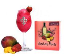 Wine-a-Rita Strawberry Mango Mix (6 oz package)