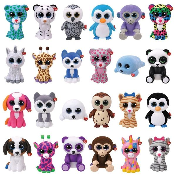 bedf658e553 TY Beanie Boos - Mini Boo Figures - BLIND BOXES One (2 inch) Series ...