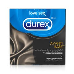 Avanti Bare Latex Condoms in 24 Pack