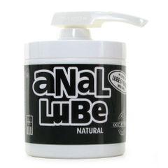 Anal Lube 4.75oz Pump Jar in Original