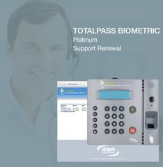 TotalPass Biometric Platinum Support Renewal
