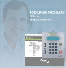 TotalPass Proximity Platinum Support Agreement