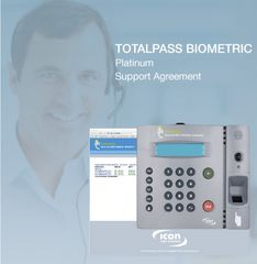 TotalPass Biometric Platinum Support Agreement