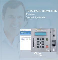 TotalPass Biometric Platinum Support Agreement