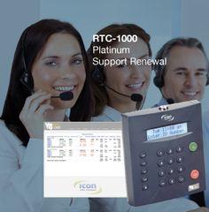 RTC-1000 Platinum Support Renewal