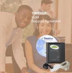 TimeVue Gold Support Agreement