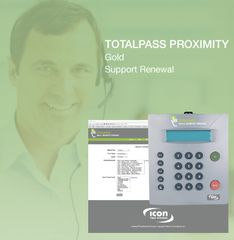 TotalPass Proximity Gold Support Renewal
