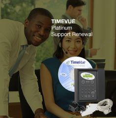 TimeVue Platinum Support Renewal