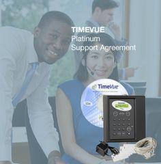 TimeVue Platinum Support Agreement