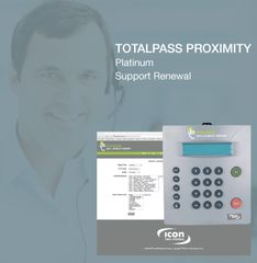 TotalPass Proximity Platinum Support Renewal