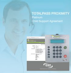 TotalPass Proximity Platinum Child Clock Support