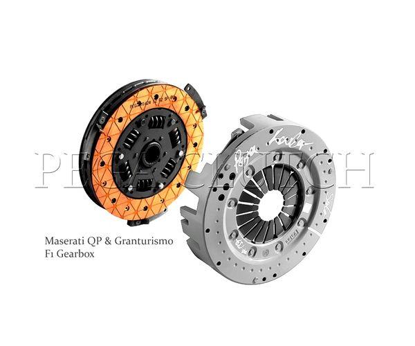 Maserati Quattroporte (My06) & GranTurismo P228738 (M139 My06)