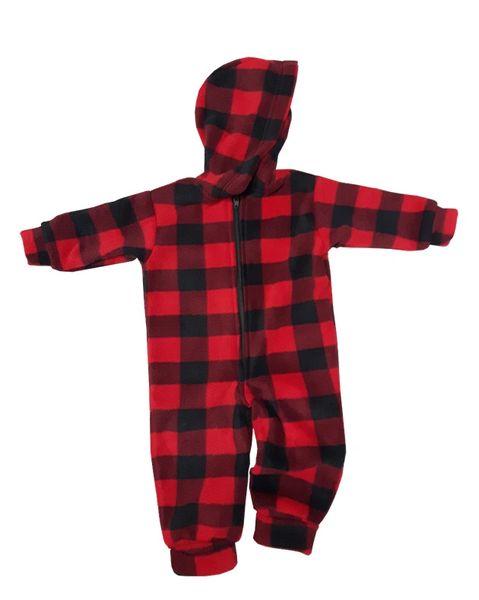 7ba85e3c8d4d Infant Hooded Onesie