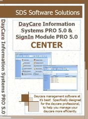 DayCare Information Systems PRO 5.0 CENTER - COMBO