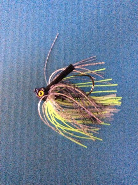 3/8oz 4/0 Ozark BlueGill Swim Jig