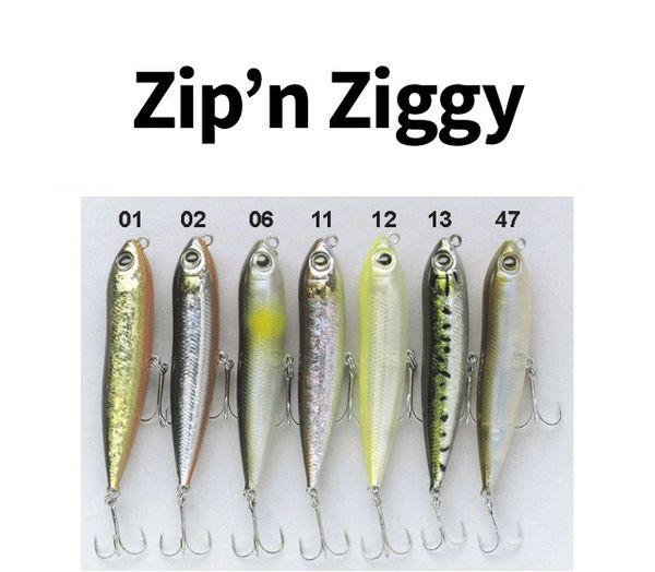 """Owner Zip'N Ziggy 1/3oz 3 1/5"""""""