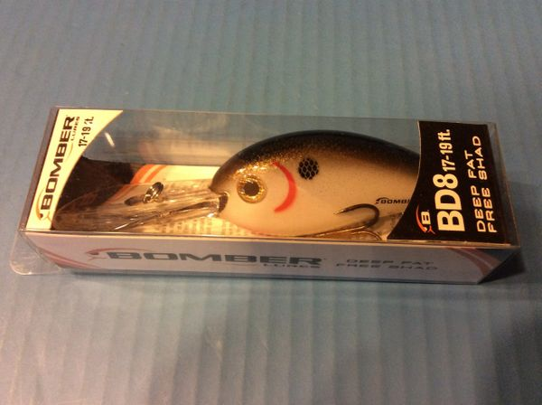 """Bomber Deep Fat Free Shad """"Tennessee Shad"""""""