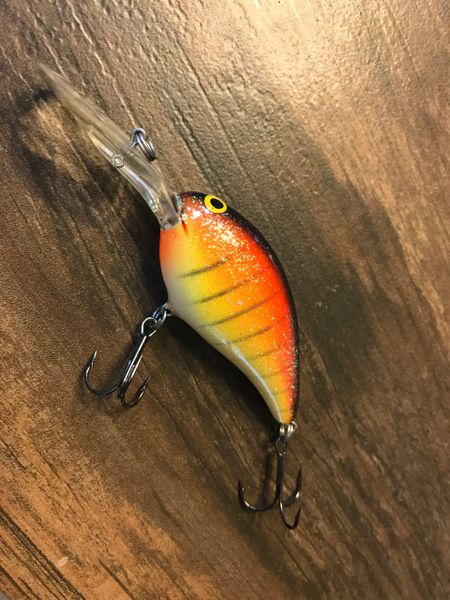 "Used Norman Deep Little N ""Bumble Bee Perch"""