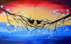 "V-DAY! ""Bird Love"" Thurs - Feb 14 