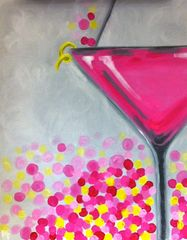 """Party In Pink"" Thurs - May 9 