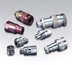 HYDRAULIC COUPLERS - UP TO 10K PSI