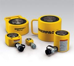 ENERPAC LOW HEIGHT HYDRAULIC CYLINDERS