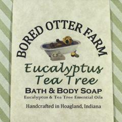 Euacalptus Tea Tree Soap