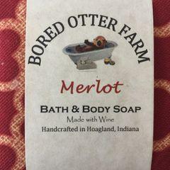 Merlot Soap
