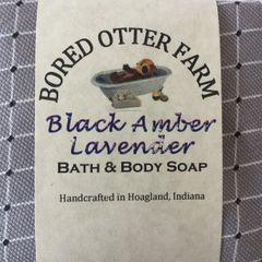 Black Amber Lavender