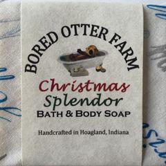 Christmas Splendor Soap