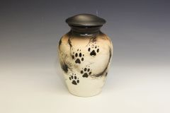 Small Paw Urn
