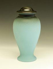 Turquoise Urn