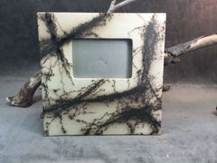 Large Horse Hair Picture Frame