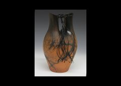 Terra Cotta Wedding Vase