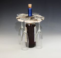 Wine glass holder - 4