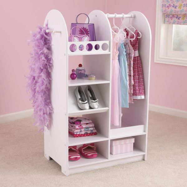 Kidkraft Let S Play Dress Up Unit Kids Beds Canada