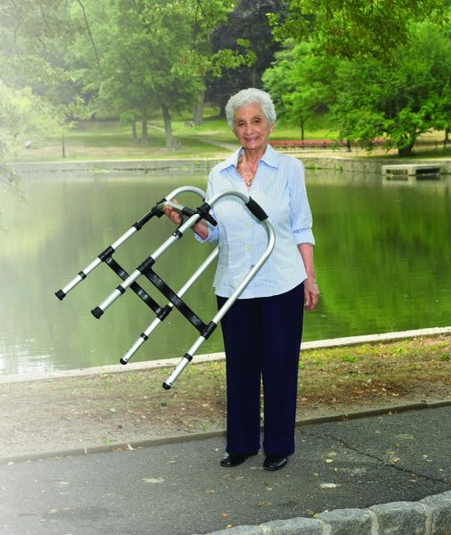 Adult Light Weight Paddle Walker - 10291