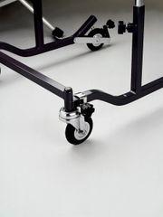 Swivel Wheel Locking Brackets - ce 1500