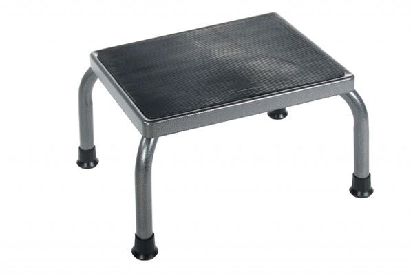 Footstool with Non Skid Rubber Platform - 13030-1sv