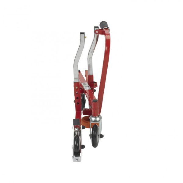 Tyke Red Anterior Safety Roller - pe tyke