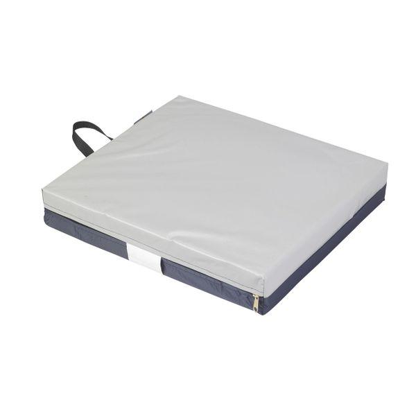 """Skin Protection Gel """"E"""" 3"""" Wheelchair Seat Cushion - 14886"""