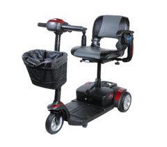 Spitfire EX Travel 3-Wheel Mobility Scooter - spitfire132016fs12