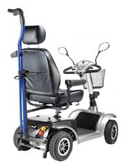 Power Mobility Crutch / Cane Holder - AH1000